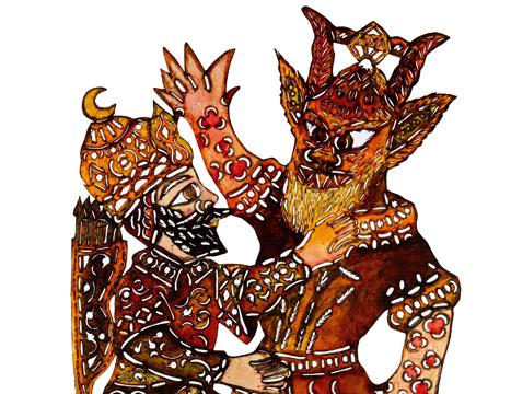 Zaloğlu Rüstem, Nevzat Çiftçi, 38 x 24 cm