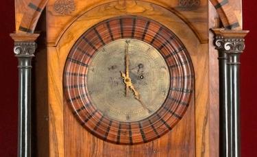 Bandırmalı Osman Nuri yapımı saat, Dolmabahçe Saat Müzesi