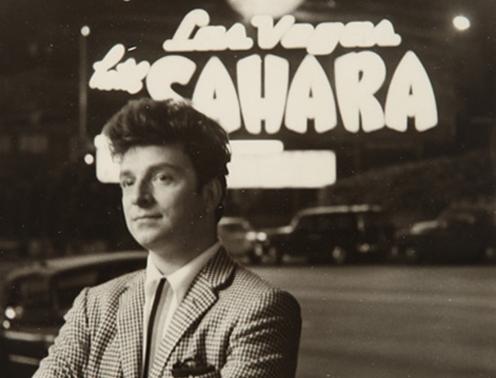 Visiting the USA, 1963