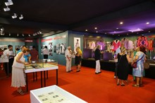 Overall view of the exhibition area