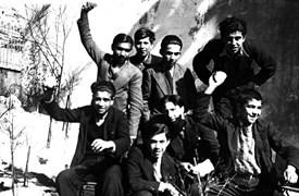 The Kabataş years, 1934.