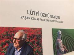 Lütfi Özgünaydın – Yaşar Kemal / Çukurova Fotoğrafları