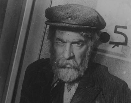 Muhsin Ertuğrul, Şehvet Kurbanı adlı filmde (1939)