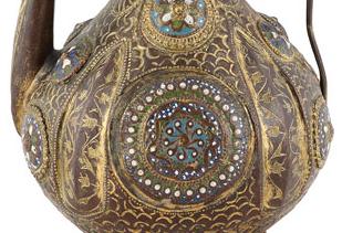Tombak İbrik - Adell Armatür Ab-ı Hayat Koleksiyonu