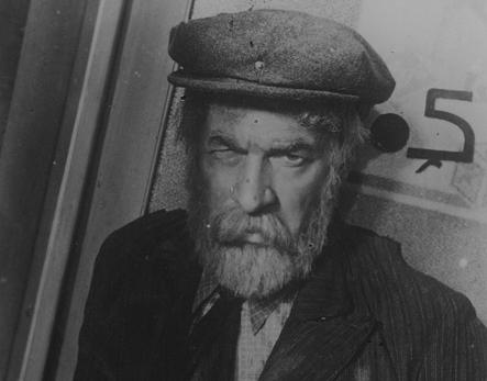 Muhsin Ertuğrul in the movie Şehvet Kurbanı [Victim of Lust] (1939)