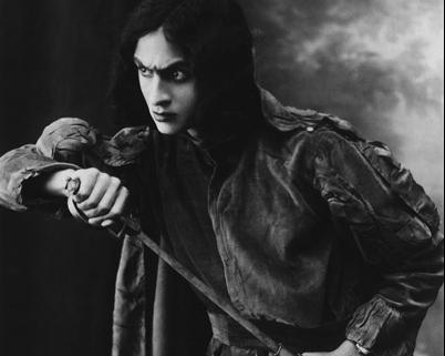 Hagop Ayvaz as 'Cassio' in Othello