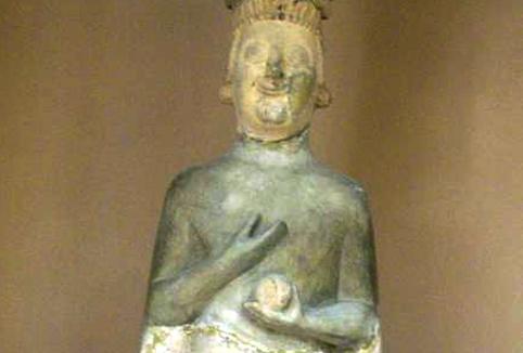 Kibele heykeli