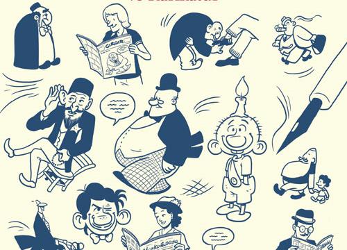 Muhalefet Defteri - Türkiye'de Mizah Dergileri ve Karikatür