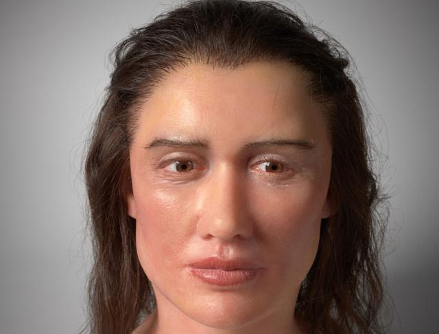 Sagalassos kazılarında ele geçen MS 3. yüzyıla tarihlenen Romalı bir erkek ve 11. yüzyıla tarihlenen Bizanslı bir kadının kafatası, uzmanlar tarafından yeniden yüzlendirme tekniğiyle orijinaline yakın görünümlerine kavuşturuldu.