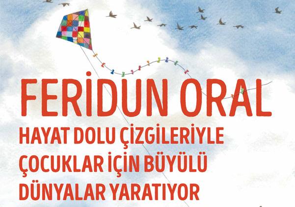 Mayıs Ayı Yazarı: Feridun Oral