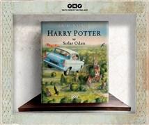 Rengârenk resimlerle canlanan Harry Potter ve Sırlar Odası İstanbul Kitap Fuarı'nda!
