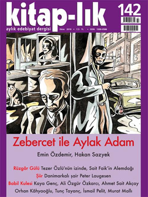 Zebercet ile Aylak Adam