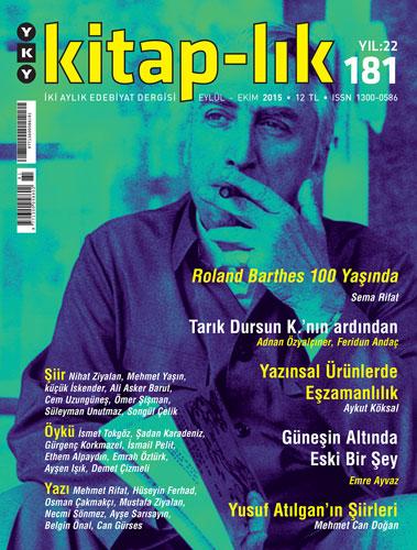 Roland Barthes 100 yaşında