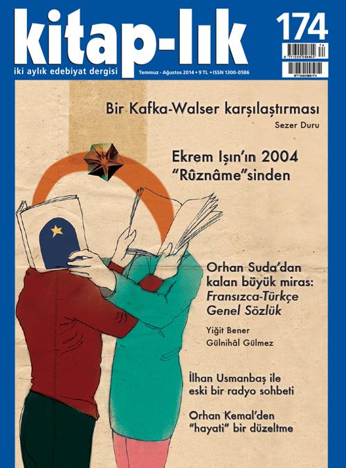 Bir Kafka-Walser karşılaştırması