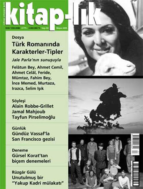 Türk Romanında Karakterler-Tipler