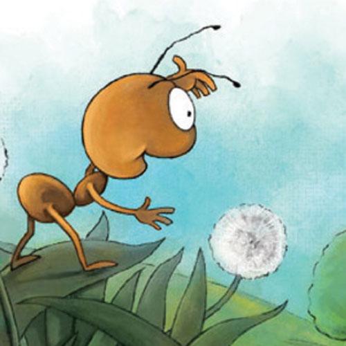 Meraklı Karınca Cimcim'in Serüvenleri